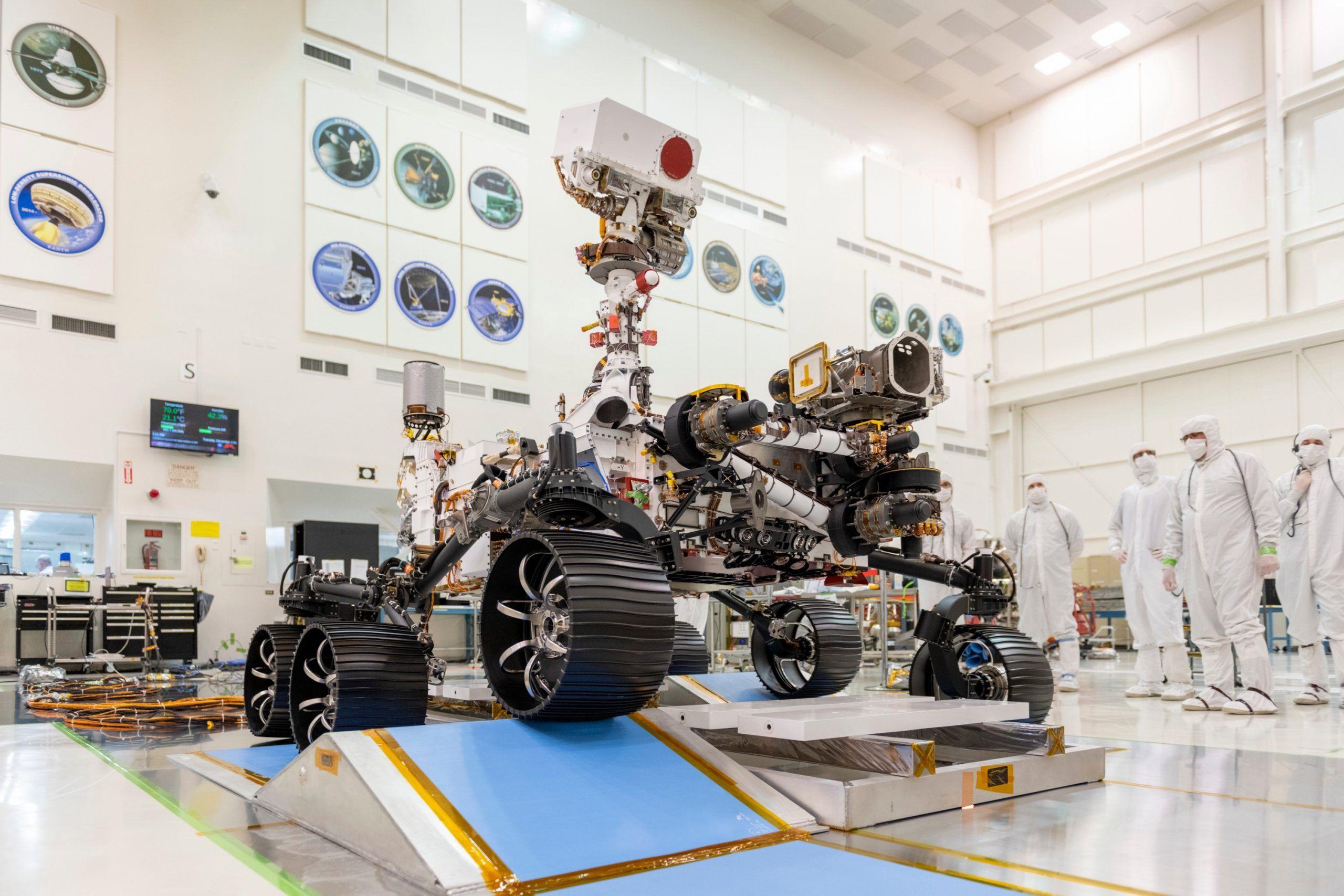 2.5 billion dollar rover
