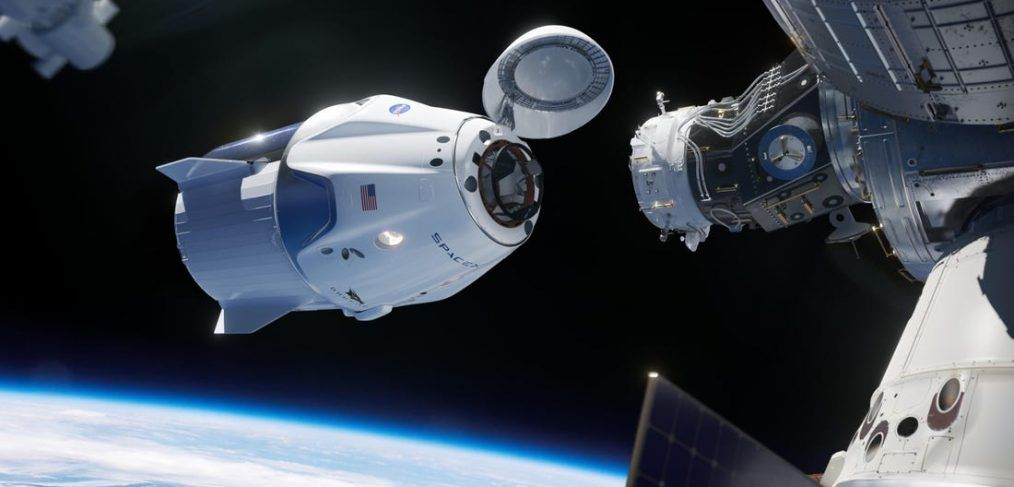 Docking to the International Space Station