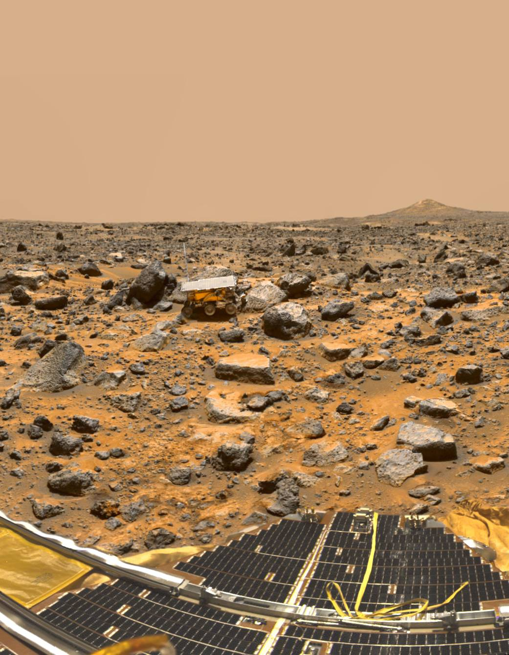 Photo from Mars