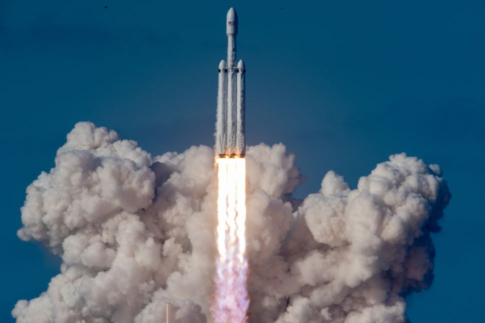 New Space X