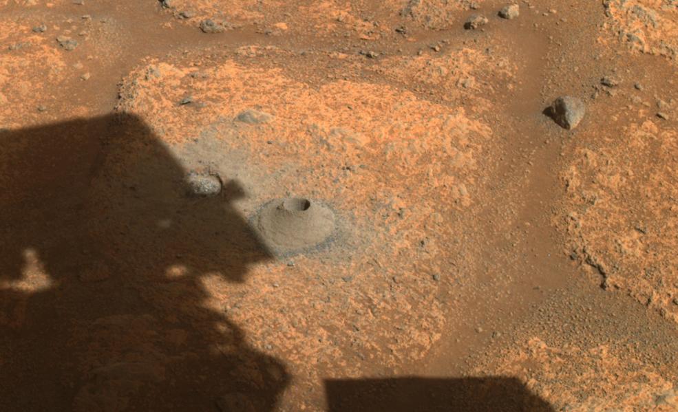August Mars